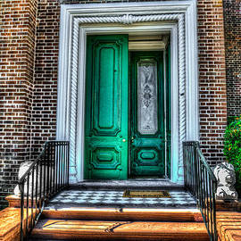 Historic Charleston SC Door by Dale Powell