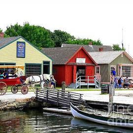Dora Sofia Caputo Photographic Art and Design - Historic Mystic Seaport