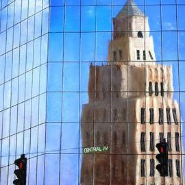 Vincent Mancuso - Historic Reflection