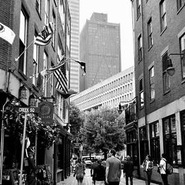 Staci Bigelow - HIstoric Union Street Boston MA