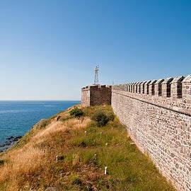 Leyla Ismet - Historical Castle At Babakale Turkey