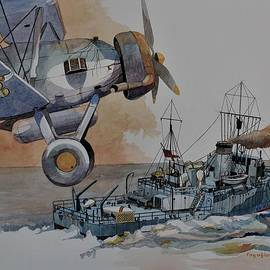 Ray Agius - HMS Rye