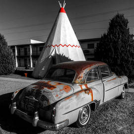Lance Vaughn - Holbrook AZ - Wigwam Motel 007
