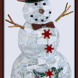 Debra     Vatalaro - Holiday Frosty Card