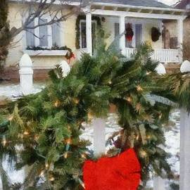Holiday In The Neighborhood by Michelle Calkins