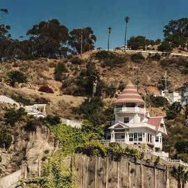 Holly House Catalina Island by Lee Kirchhevel