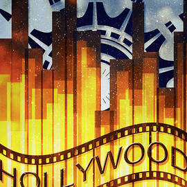 Hollywood Gold by Shawna Rowe