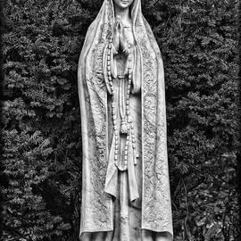 Joan Bertucci - Holy Card