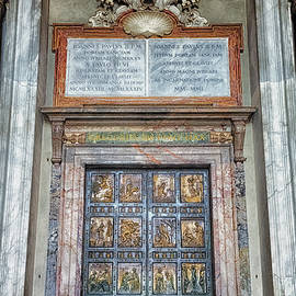 Joan Carroll - Holy Door