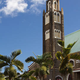 Holy Rosary Church Paia Maui Hawaii by Sharon Mau