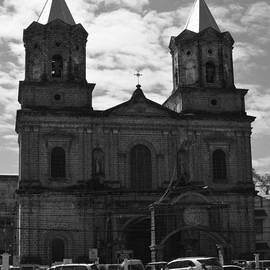 Holy Rosary Parish Church 1896 F by Jay Mann
