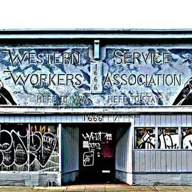 Samuel Sheats - Homage to Labor
