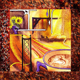 Irina Sztukowski - Home Sweet Home Decorative Design Welcoming One