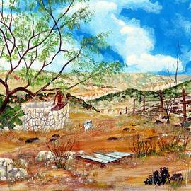 Michael Dillon - Texas Southwest Honey Tree