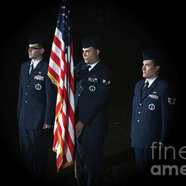 Karol Livote - Honor Guard