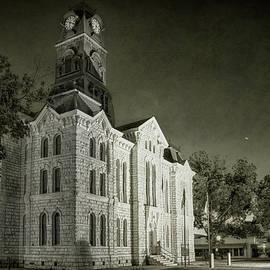 Hood County Courthouse by Joan Carroll