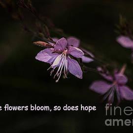 Janice Rae Pariza - Hope Blooms
