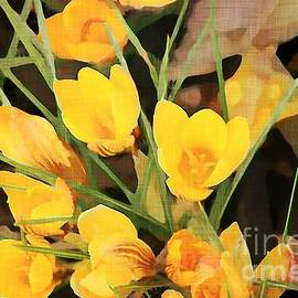 Hope of Spring by Sharon Johnston