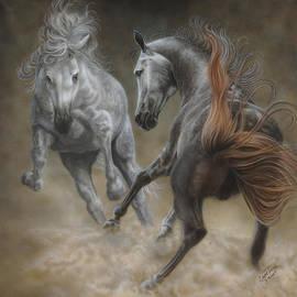 Wayne Pruse - Horseplay II