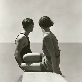 The Divers by George Hoyningen-Huene
