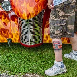 Lindley Johnson - Hot Car