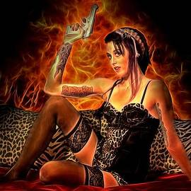 Hot Date With A Dangerous Woman by Jon Volden