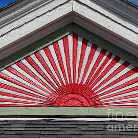 Michael Hoard - New Orleans House Of A Rising Sun Rays Louisiana