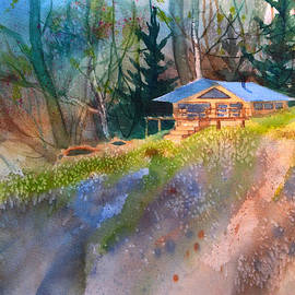 Teresa Ascone - House on the Bluff