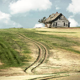 House on the Hill by John Anderson