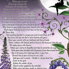 Anam Cara Cat - How to Be a Fairy poster
