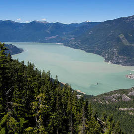 Doug Matthews - Howe Sound from The Chief