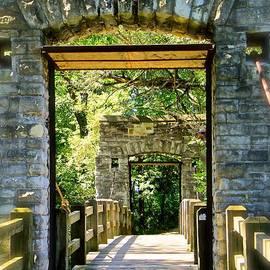 Debbie Nobile - Hoyt Park Bridge