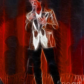 Gary Gingrich Galleries - Huey Lewis-Fractal