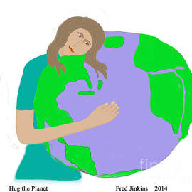 Fred Jinkins - Hug the Planet