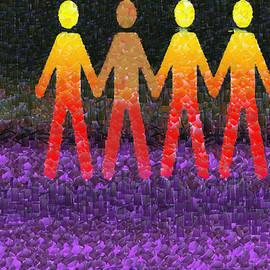 Human Race 2 by Angelina Tamez