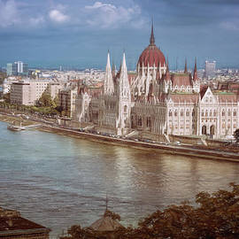 Joan Carroll - Hungarian Parliament Building