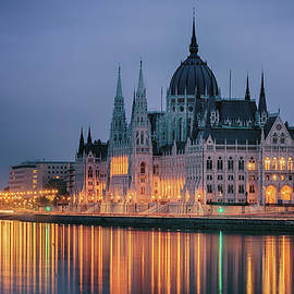 Joan Carroll - Hungarian Parliament Dawn