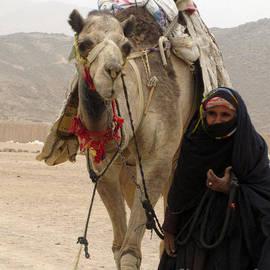 Hurghada Desert by Dalani Tanahy