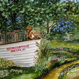 Nancy Patterson - Hurricane The Squirrel