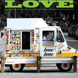 Hysterical Love Book Cover by Lorraine Devon Wilke