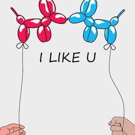 i like you 2 by Mark Ashkenazi