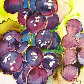 Jacqueline Schreiber - I love grapes ....