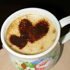 I Love You. Hearts In Coffee Series by Ausra Huntington nee Paulauskaite