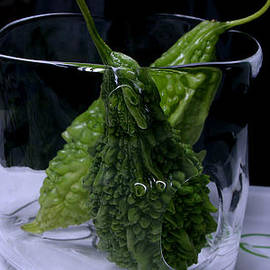 Evewin Lakra - Ice-Glass Bitter Gourd
