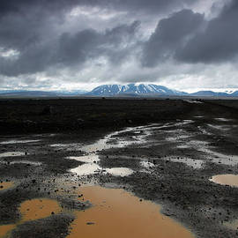 Nina Papiorek - Iceland After the rain