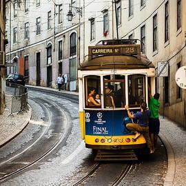 Marco Oliveira - Iconic Lisbon Streetcar No. 28 I