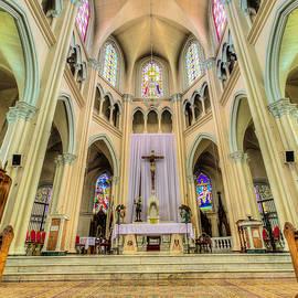 Andres Leon - Iglesia de San Isidro de Coronado in Costa Rica Vertical