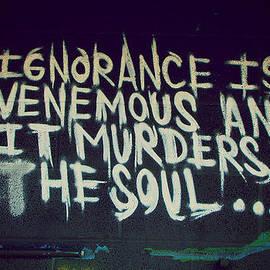 Ignorance by Ashley Davis