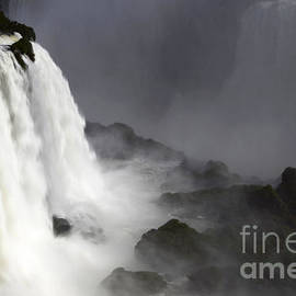 Iguazu Falls South America 11 by Bob Christopher