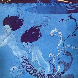 Georges Barbier - Illustration from